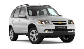 Chevrolet NIVA  L full